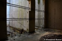 Concrete Elevator Shaft