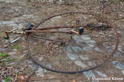 Abandoned Penny-Farthing