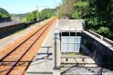 Barricaded Train Station