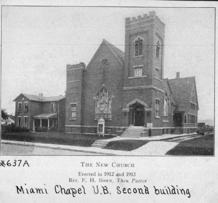 Miami Chapel United Brethren Church