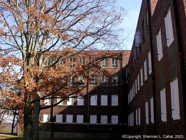 Ashland Tuberculosis Hospital