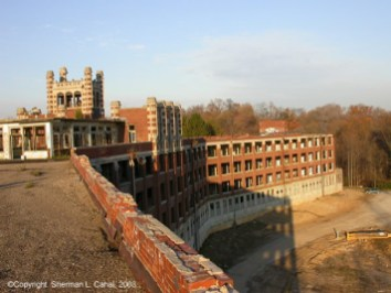 Waverly Hills Tuberculosis Hospital