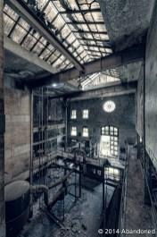 Old Crow Distillery