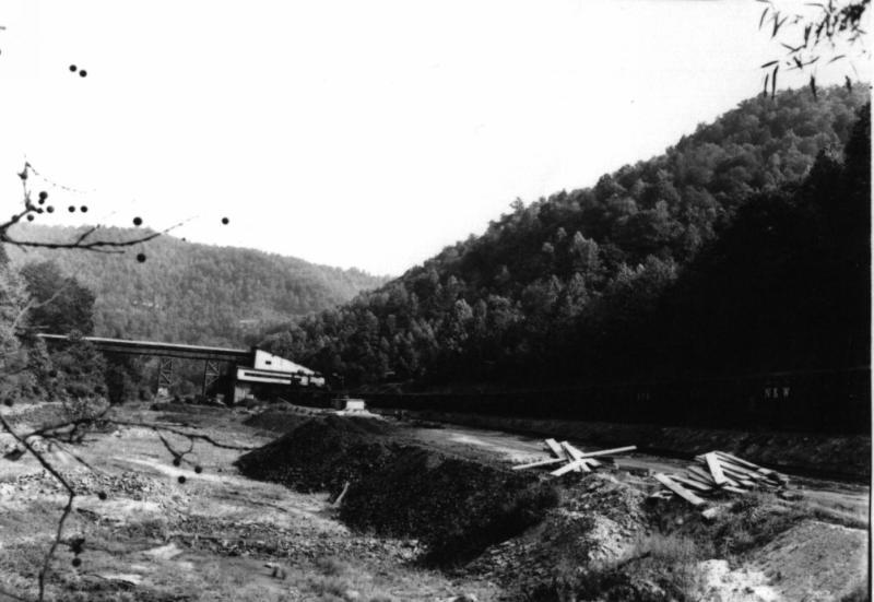 Jewell Smokeless Coal Co. Loading Tipple No. 1