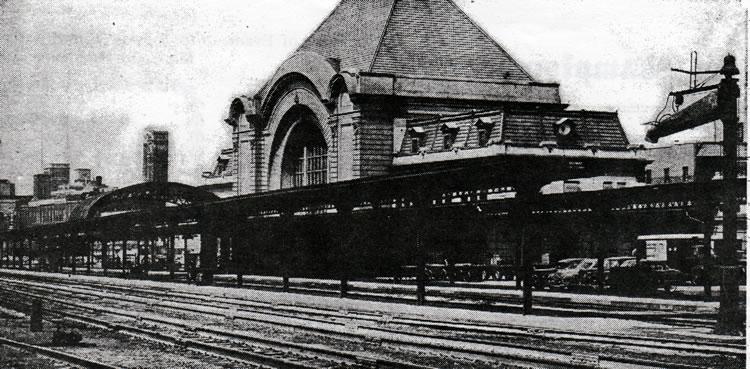 Big Four Railroad Depot (Springfield, Ohio)