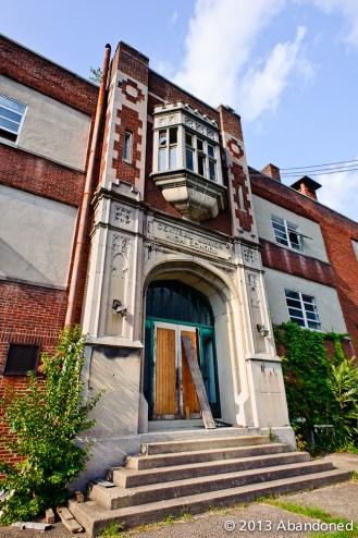 Clarksburg Central Junior High School