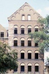 Baber Building, Longview State Hospital