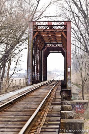 Madison, Indianapolis & Lafayette Railroad