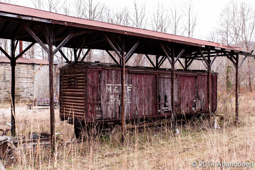 Morehead & North Fork Railroad