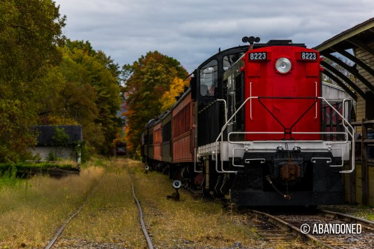 Cooperstown and Charlotte Valley Railroad