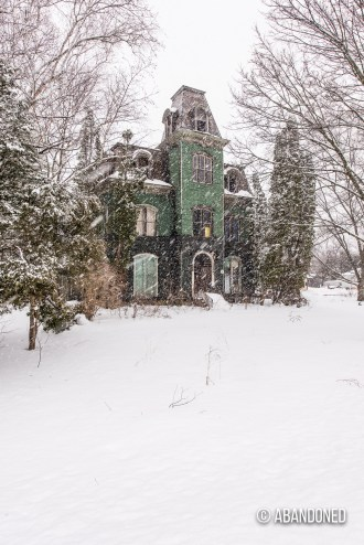 Abandoned Weedsport New York House