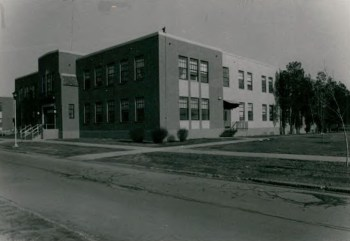 Kennedy Hall (Building 15) at Wassaic State School