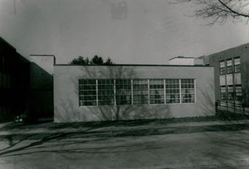 Barton Hall (Building 3) at Wassaic State School