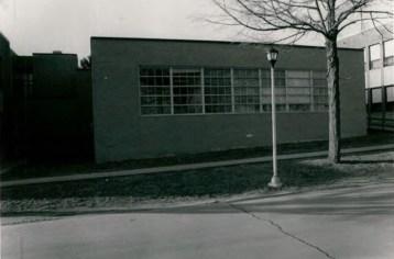 Roosevelt Hall (Building 31) at Wassaic State School