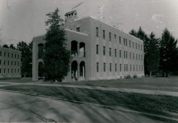 Residence Hall (Building 35) at Wassaic State School