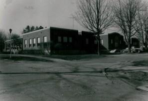 Eisenhower Hall (Building 6) at Wassaic State School