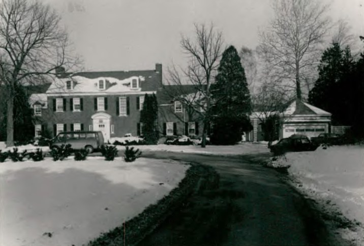 Cedar Knolls (Building 60) at Wassaic State School
