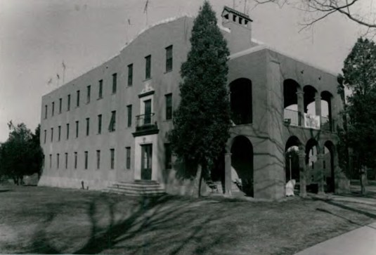 Residence Hall (Building 8) at Wassaic State School