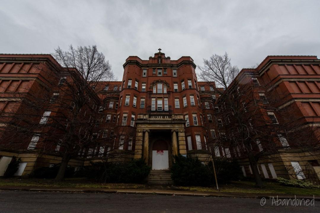 Mount St Mary >> Mount St Mary S Hospital Abandoned Abandoned Building