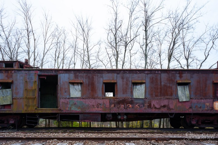 Nashville, Chattanooga and St. Louis Railway Dynometer Car