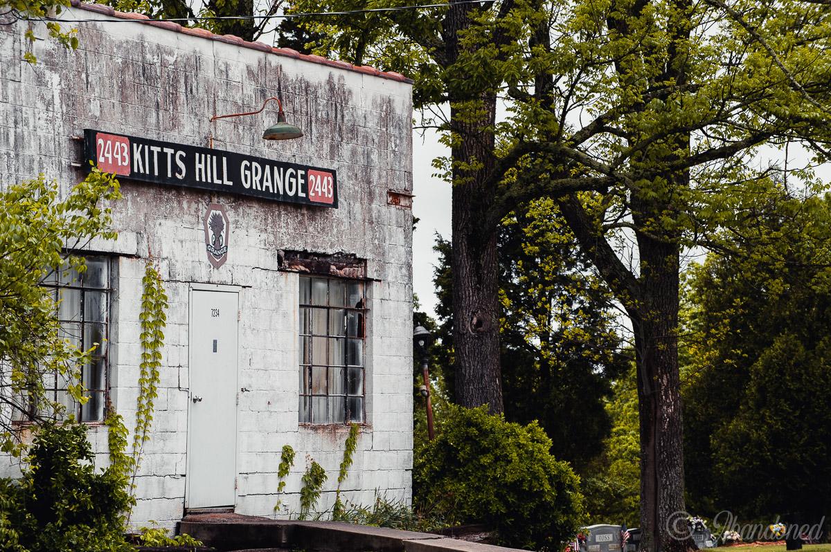 Kitts Hill Grange No. 2443