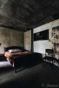 Abandoned Dutchess County House Bedroom