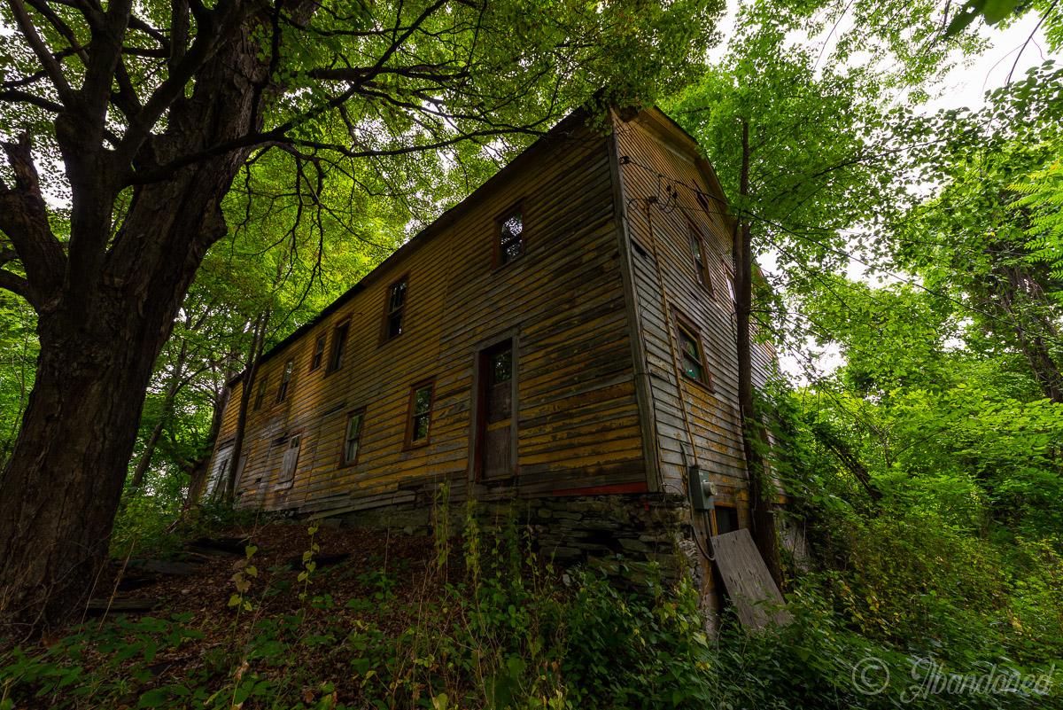 Abandoned Dutchess County House