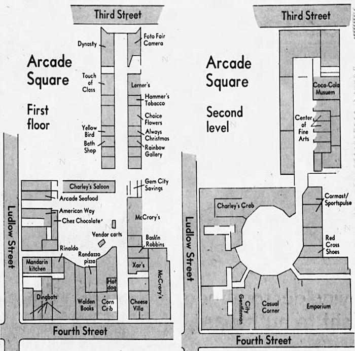 Dayton Arcade