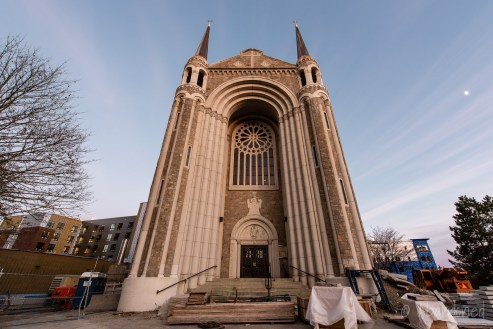 Notre Dame Church