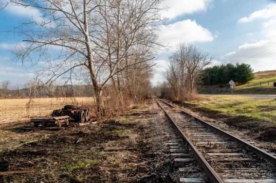 Zanesville & Western Railroad