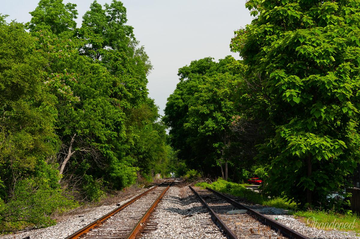 Little Miami Railroad in Cincinnati