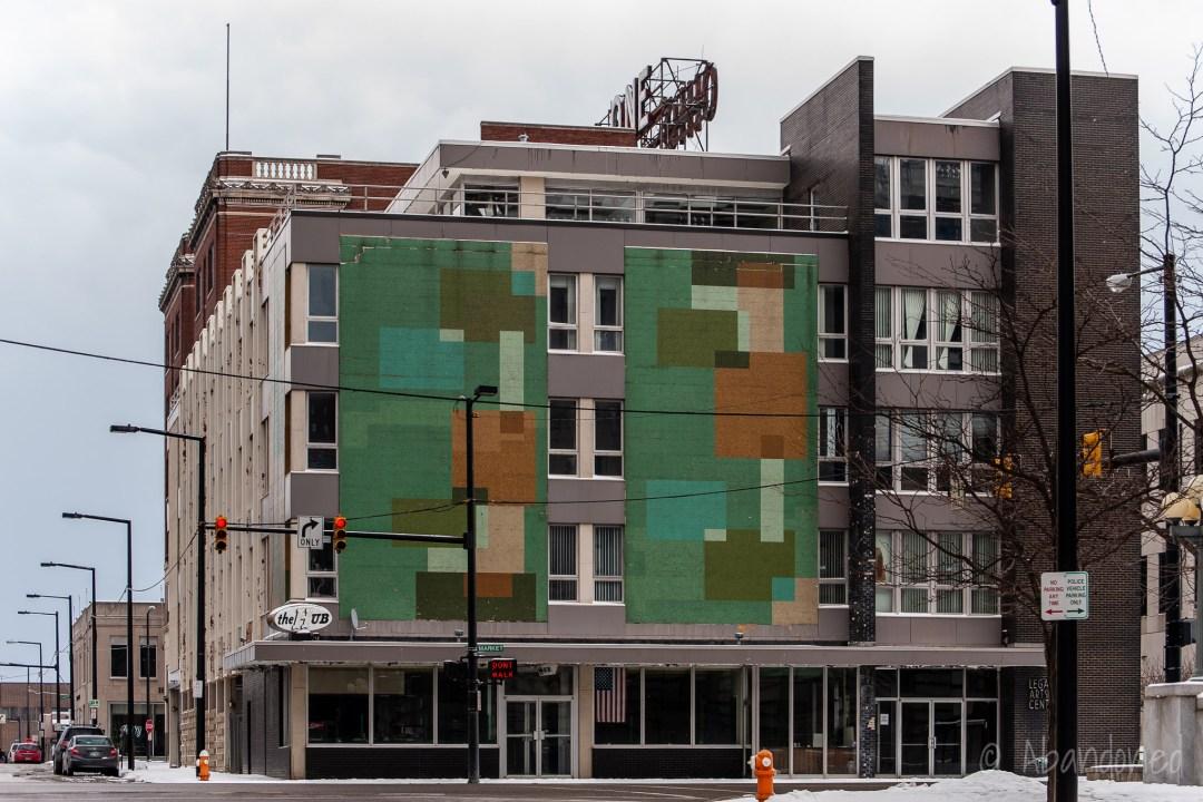 Legal Arts Building