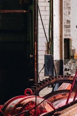Westinghouse Flood Gate