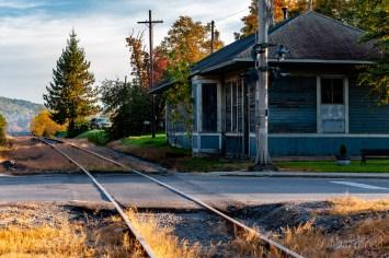 Cohen Train Station