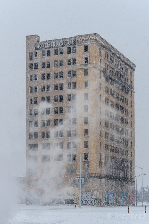 Hotel Eddystone