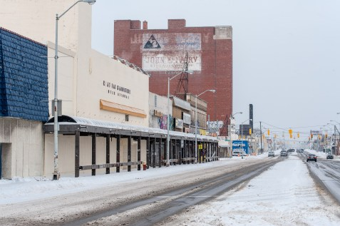 Grand River Shopping Districts