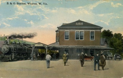 Weston Train Station