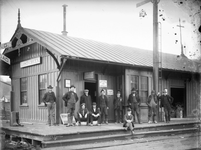 Lost Creek Train Station