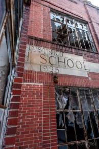 Gary Negro Grade and Gary District High School