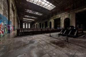 Delaware Station of the Philadelphia Electric Company