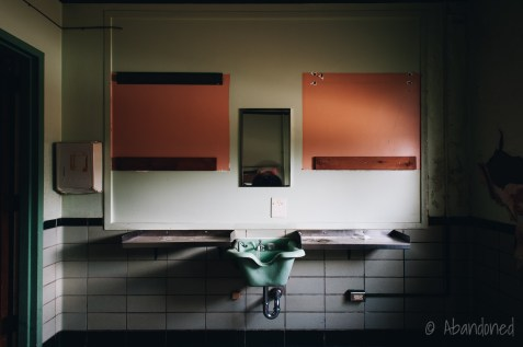Mayview State Hospital Salon