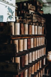 Stacked Bobbins