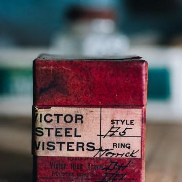 Victor Steel Visters