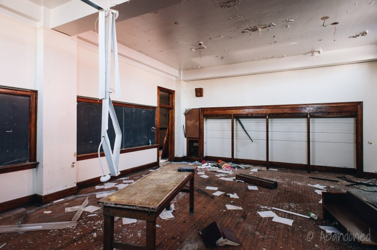 St. Anthony High School Classroom