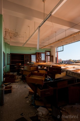 St. Anthony High School Laboratory
