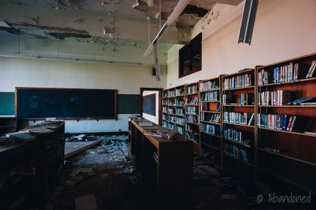 St. Anthony High School Library
