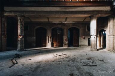 St. Agnes Sanctuary Entrance