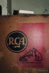 RCA Television Box
