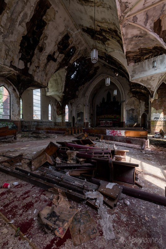 St. Stephen Magyar Church Sanctuary