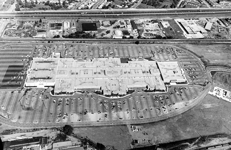 Euclid Square Mall Aerial